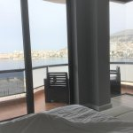 Double Room With Seaview - View From The Bed