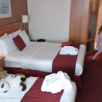 The Hotel Room (Two double beds)