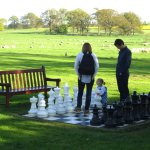 Stapleford Park Foto
