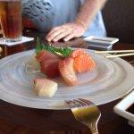 Zdjęcie Sake Sushi