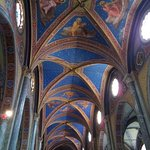 The magnificent arched vaults