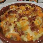 Patatas Queso Bacon