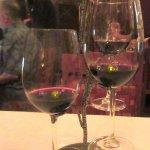 Ferrari Cerrano Wine Flight, The SteaKhouse at Agua Caliente, Rancho Mirage, Ca