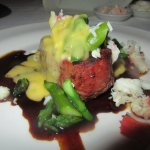 "Filet ""Oscar"" Style, The Steakhouse at Agua Caliente, Rancho Mirage, CA"