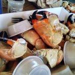 Stone Crab Claws are still $2.00