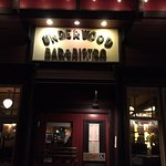 Front entrance to Underwood Bar