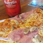 Pizzas de primera!