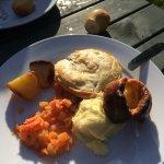 Veggie Sunday roast