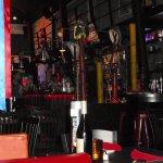 Interior of Bolivar Restaurant