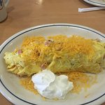 Big breakfast at IHOP
