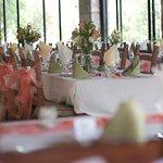 Wedding decorations @ Mother's Restaurant