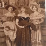 Old time photo taken in Tombstone