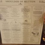 Foto Shoulder of Mutton