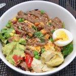 Lucky Lou's Bar and Grill - San Diego Salad - BIG Salad