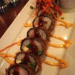 Deep fried roll