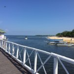 Stilts Calatagan Beach Resort Foto
