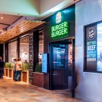 Located in the Mall of America, Burger Burger is a fast-casual destination.