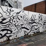 Balmy Alley mural