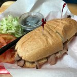 French Dip (yummy!)