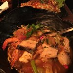 Mee tom yum the best with big portion
