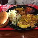 1/4 Chicken Plate