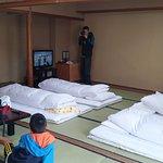 Big Japanese style room