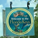 Finally we have arrived in the Keys!