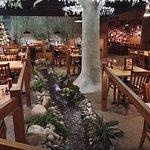 A beautiful restaurant