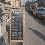 ECOCAFE / BIO COFFEE IN THE CENTRAL OF BUDAPEST / 有機咖啡館。新鮮手作三明治