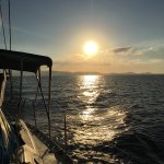 Captain Panos Sailing Photo