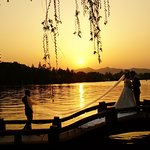 Westlake Romantic Sunset