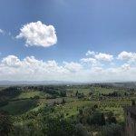 midden in toscane