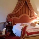 2ème chambre avec chambre séparée et vrai lit