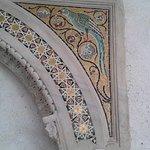 particolare mosaici
