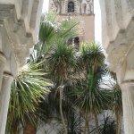 campanile Amalfi dal chiostro