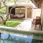 Private Villa, Outdoor Lounge