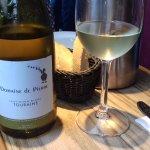 A luscious wine