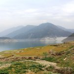 Tehri dam at 1.5 hour drive