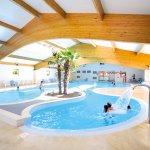 Notre piscine couverte chauffée