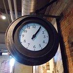 Orginalny zegar fabryczny