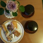 Tea in our room