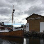 Nice museum to know the Norwegian history a bit.
