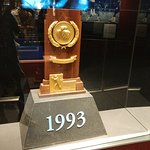1993 National Championship Trophy