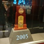 2005 National Championship Trophy
