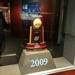 2009 National Championship Trophy