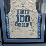 Roy Williams 100 Wins Jersey