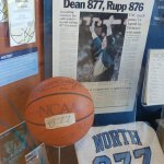 The Legendary Dean Smith Surpassing Rupp for Wins