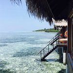 Photo de Ocean Villas Hudhuran Fushi