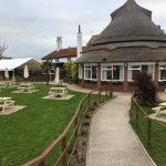 Stunning place to visit food spectacular lively and cosy very welcoming and helpful. Pet friendl