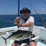 black tip tuna - about 20-25lb